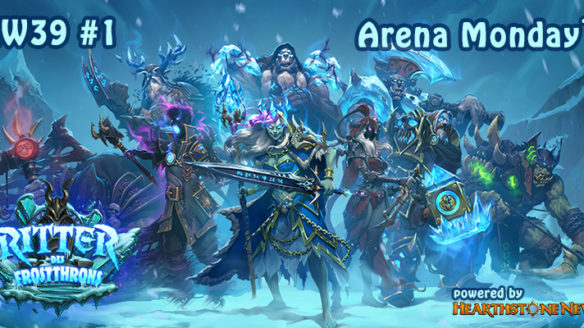 Arena KW39'17 #1