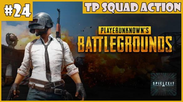 #24 Squad Action (Twitch Recap)