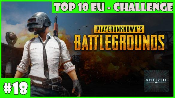 Top 10 EU Solo – Challenge – Spiel #18