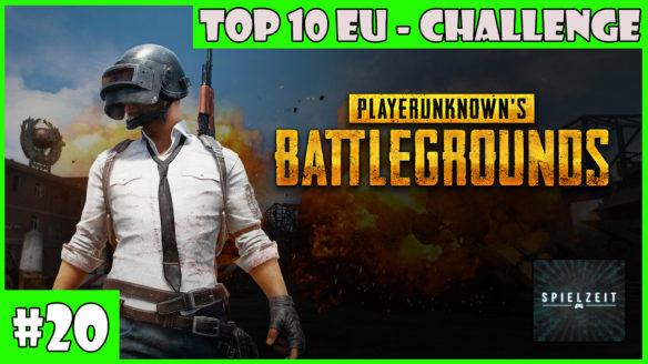 Top 10 EU Solo – Challenge – Spiel #20