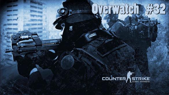 OVERWATCH FALL #32